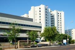 Πανεπιστημιακό νοσοκομείο εμβλημάτων, Phoenix, AZ Στοκ Εικόνες