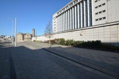Πανεπιστημιακό Νόττιγχαμ στην Αγγλία - την Ευρώπη Στοκ Φωτογραφίες