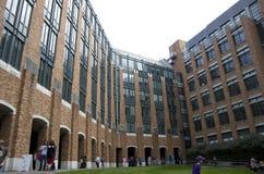 Πανεπιστημιούπολη κολλεγίου Στοκ Φωτογραφίες