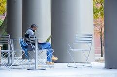 Πανεπιστημιούπολη Πανεπιστημίου του Χάρβαρντ Στοκ φωτογραφία με δικαίωμα ελεύθερης χρήσης