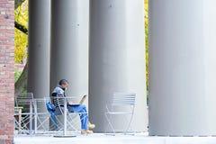 Πανεπιστημιούπολη Πανεπιστημίου του Χάρβαρντ Στοκ Εικόνες