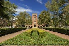 Πανεπιστημιούπολη του Πανεπιστημίου της Νότιας Καλιφόρνιας στοκ φωτογραφίες