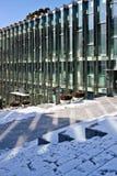 Πανεπιστημιούπολη Ewha σύνθετη  Στοκ εικόνες με δικαίωμα ελεύθερης χρήσης