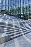 Πανεπιστημιούπολη Ewha σύνθετη  Στοκ Εικόνα