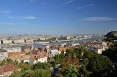 Πανοραμική άποψη της Βουδαπέστης 7 Στοκ εικόνες με δικαίωμα ελεύθερης χρήσης