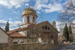 Πανοραμική άποψη της εκκλησίας ψαριών, ST Mary Annunciation, Αζένοβγκραντ, Βουλγαρία Στοκ εικόνες με δικαίωμα ελεύθερης χρήσης