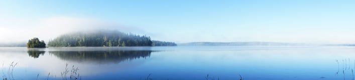 Πανοραμική άποψη του νησιού Στοκ Εικόνα