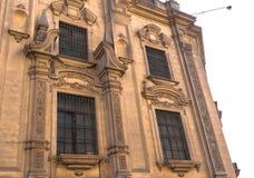 Πανοραμική άποψη του της Λίμα Περού Στοκ εικόνα με δικαίωμα ελεύθερης χρήσης