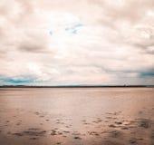 Πανοραμική άποψη του Galway κόλπου Στοκ Εικόνες