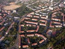 Πανοραμική θέα Tychy Στοκ Εικόνες