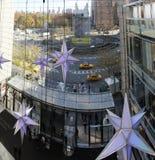 Πανοραμική όψη κύκλων του Columbus Στοκ φωτογραφίες με δικαίωμα ελεύθερης χρήσης