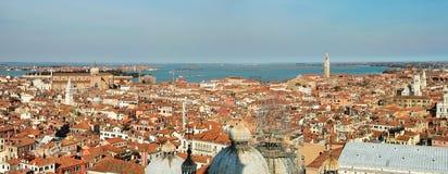 πανοραμική όψη της Βενετία&si Στοκ εικόνες με δικαίωμα ελεύθερης χρήσης