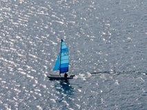 Πανοραμικός προορισμός ταξιδιού θάλασσας τοπίων στοκ εικόνες