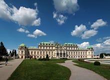 Πανοραμικός πυργίσκος της Βιέννης Στοκ φωτογραφία με δικαίωμα ελεύθερης χρήσης
