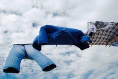 παντελόνι πουκάμισων στοκ εικόνες με δικαίωμα ελεύθερης χρήσης