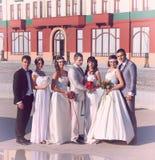 Παντρεμένα ζευγάρια στοκ φωτογραφίες με δικαίωμα ελεύθερης χρήσης