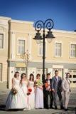 Παντρεμένα ζευγάρια Στοκ Εικόνες