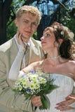 παντρεμένος Στοκ φωτογραφία με δικαίωμα ελεύθερης χρήσης
