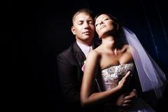 Παντρεμένο ζευγάρι Στοκ εικόνα με δικαίωμα ελεύθερης χρήσης