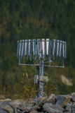 Παντός καιρού αυτόματος μετρητής πτώσης Στοκ φωτογραφίες με δικαίωμα ελεύθερης χρήσης