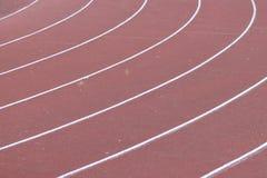 Παντός καιρού τρέχοντας διαδρομή Στοκ φωτογραφίες με δικαίωμα ελεύθερης χρήσης