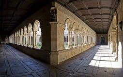 Πανόραμα μοναστηριών του S Μοναστήρι Bento σε Santo Tirso Στοκ εικόνα με δικαίωμα ελεύθερης χρήσης