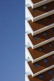 Πανόραμα ξενοδοχείων, Σλοβακία, απεικόνιση αρχιτεκτονικής Στοκ φωτογραφία με δικαίωμα ελεύθερης χρήσης