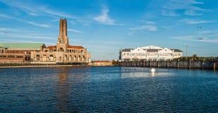 Πανόραμα πάρκων Asbury Στοκ εικόνα με δικαίωμα ελεύθερης χρήσης