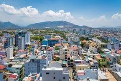 Πανόραμα πόλεων Trang Nha Στοκ Εικόνες