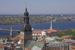 πανόραμα Ρήγα Στοκ εικόνα με δικαίωμα ελεύθερης χρήσης