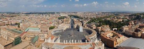 πανόραμα Ρώμη στοκ φωτογραφίες με δικαίωμα ελεύθερης χρήσης