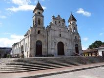 Πανόραμα της Γρανάδας Νικαράγουα Νοέμβριος της εκκλησίας guadalupe στοκ φωτογραφίες
