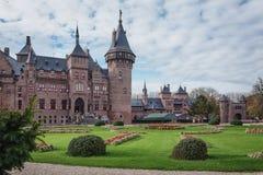 Πανόραμα του κάστρου Στοκ φωτογραφίες με δικαίωμα ελεύθερης χρήσης