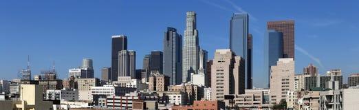 Πανόραμα του Λος Άντζελες στοκ εικόνες