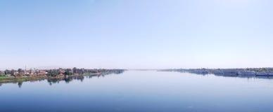 πανόραμα του Νείλου στοκ φωτογραφία