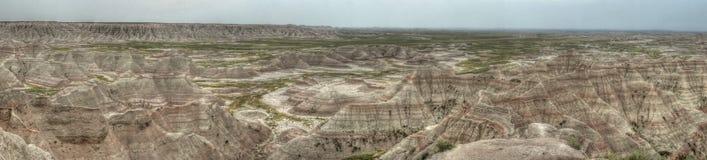Πανόραμα του Badlands στοκ φωτογραφίες με δικαίωμα ελεύθερης χρήσης