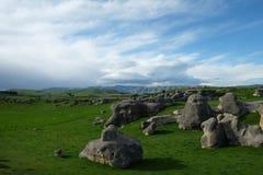 Πανόραμα των theElephant βράχων Στοκ Εικόνες