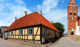 πανόραμα ahus 01 Στοκ Εικόνες