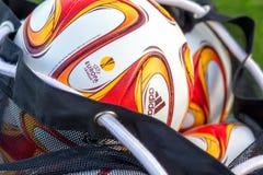 ΠΑΟΚ ΕΝΑΝΤΙΟΝ ΤΗΣ ΈΝΩΣΗΣ UEFA ΕΥΡΏΠΗ FIORENTINA Στοκ Φωτογραφίες