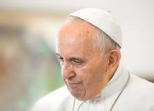 Παπάς Francis στοκ εικόνες