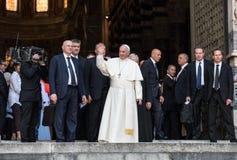 Παπάς Francis στοκ εικόνα με δικαίωμα ελεύθερης χρήσης