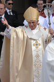 Παπάς Joseph Benedict XVI Στοκ φωτογραφίες με δικαίωμα ελεύθερης χρήσης