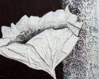 παπαρούνα ζωγραφικής λο&ups Στοκ εικόνα με δικαίωμα ελεύθερης χρήσης