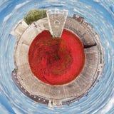 Παπαρούνες πλανητών Στοκ εικόνα με δικαίωμα ελεύθερης χρήσης