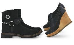 παπούτσια έννοιας Στοκ φωτογραφία με δικαίωμα ελεύθερης χρήσης