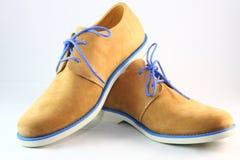 παπούτσια δέρματος Στοκ εικόνες με δικαίωμα ελεύθερης χρήσης