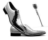 Παπούτσια ατόμων Στοκ Εικόνες