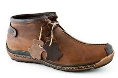 παπούτσια ατόμων s δέρματος Στοκ φωτογραφία με δικαίωμα ελεύθερης χρήσης