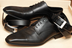 παπούτσια ατόμων s Στοκ Εικόνα