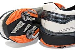 παπούτσια γκολφ Στοκ εικόνα με δικαίωμα ελεύθερης χρήσης